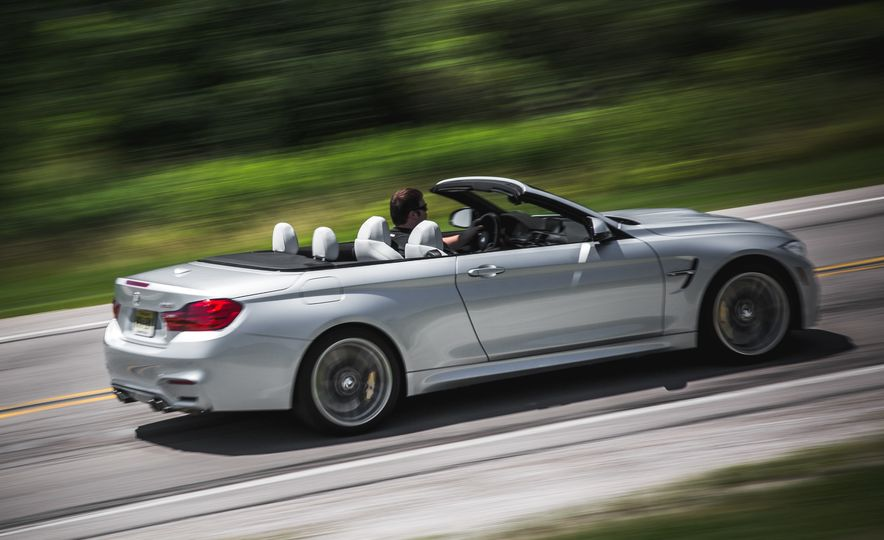 2015 BMW M4 convertible - Slide 6