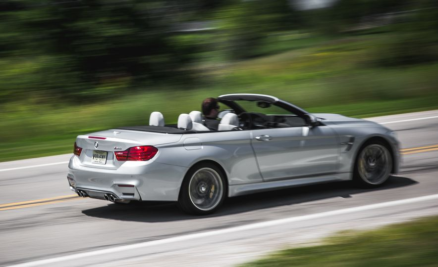 2015 BMW M4 convertible - Slide 7