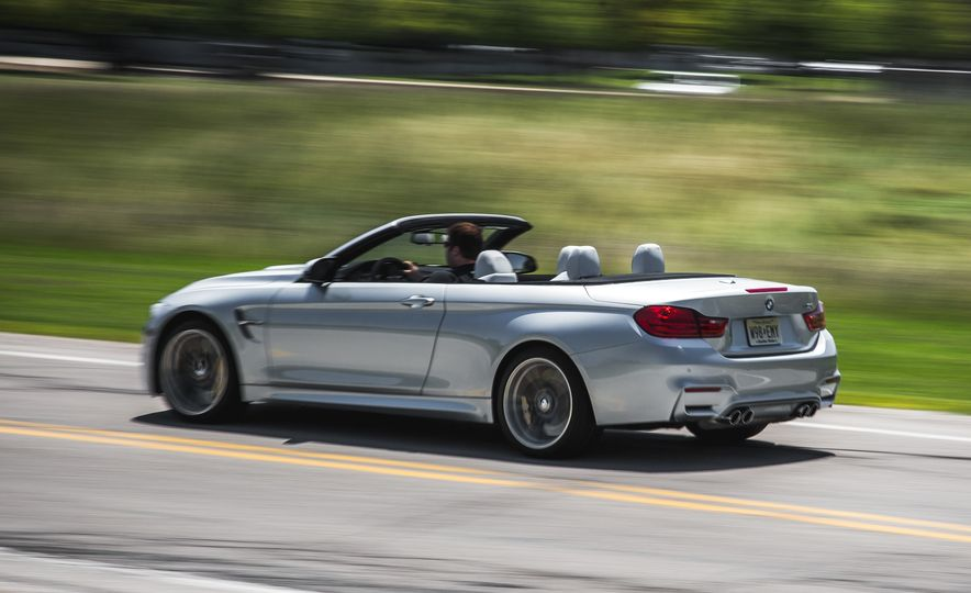 2015 BMW M4 convertible - Slide 9