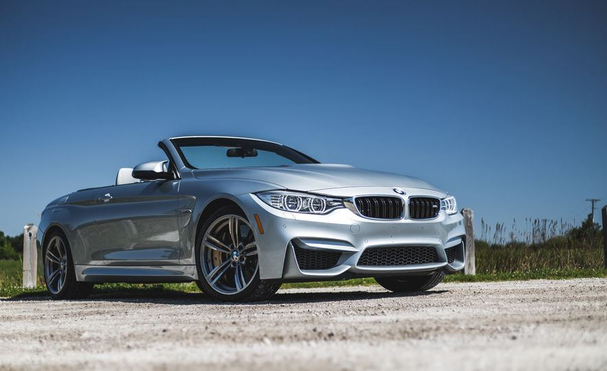 2015 BMW M4 convertible - Slide 10
