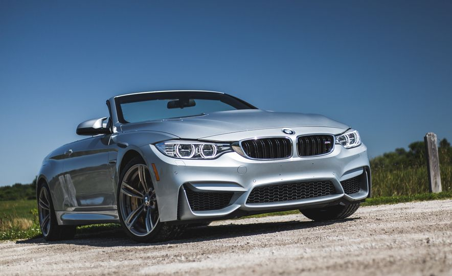 2015 BMW M4 convertible - Slide 11