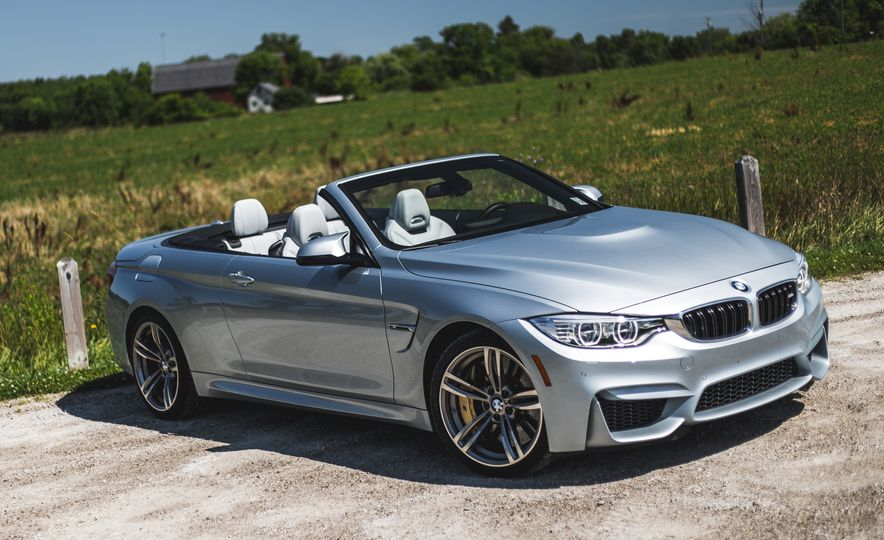 2015 BMW M4 convertible - Slide 12
