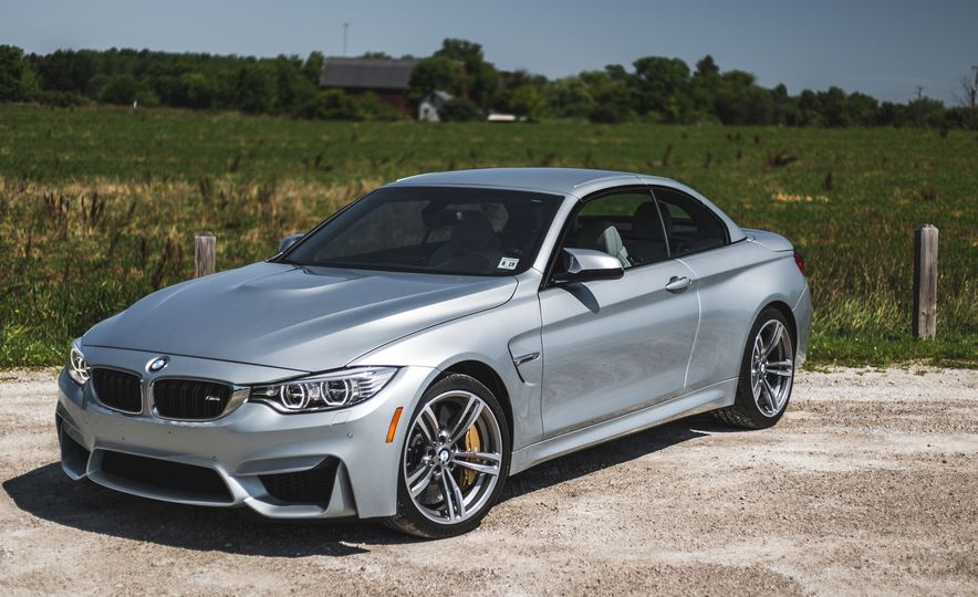 2015 BMW M4 convertible - Slide 15