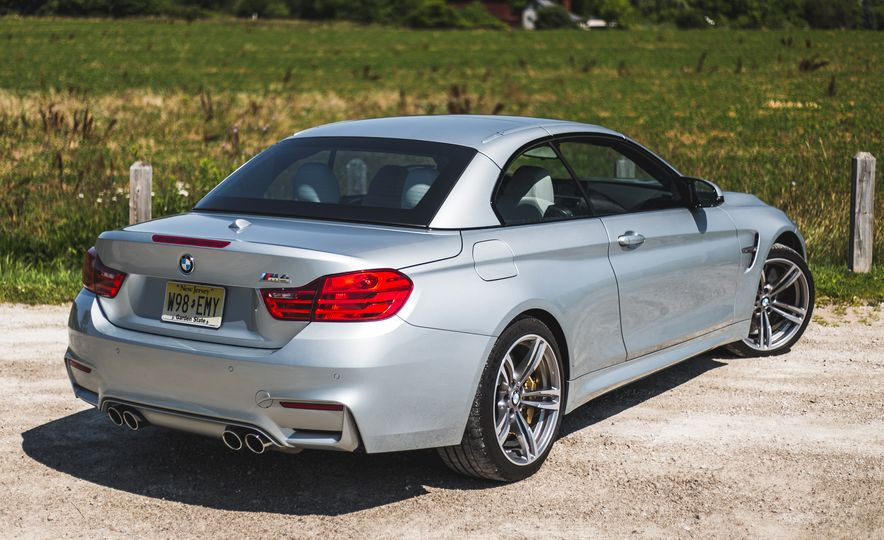 2015 BMW M4 convertible - Slide 21