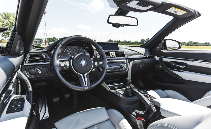 2015 BMW M4 convertible - Slide 41