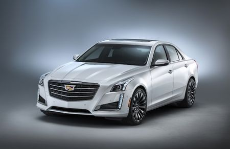 Night Falls Again: Cadillac Introduces 2016 CTS Midnight Special Edition