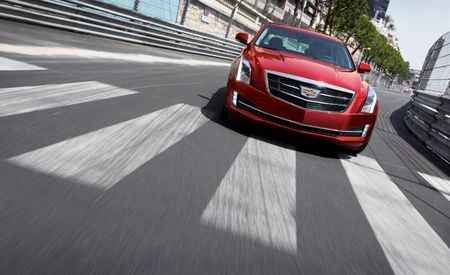 97,000 Cadillac ATS Models Recalled for Defroster Fires