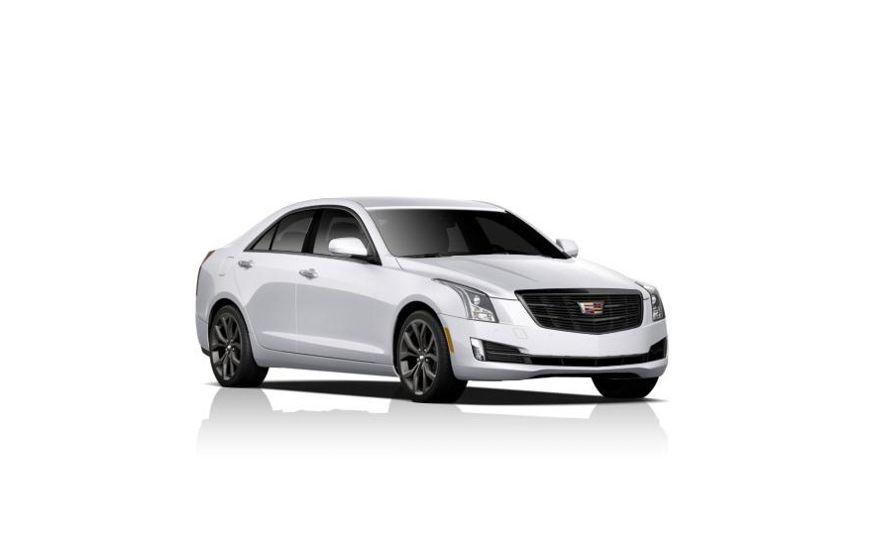 2015 Cadillac ATS sedan Midnight Edition - Slide 1