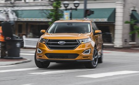 2015 Ford Edge Sport 2.7L EcoBoost AWD – Instrumented Test