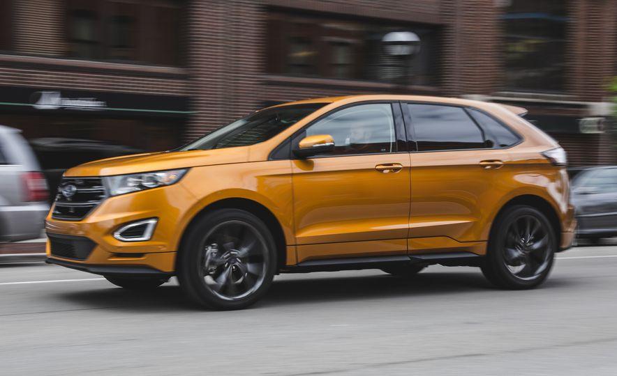 2015 Ford Edge 2.7L EcoBoost AWD - Slide 5