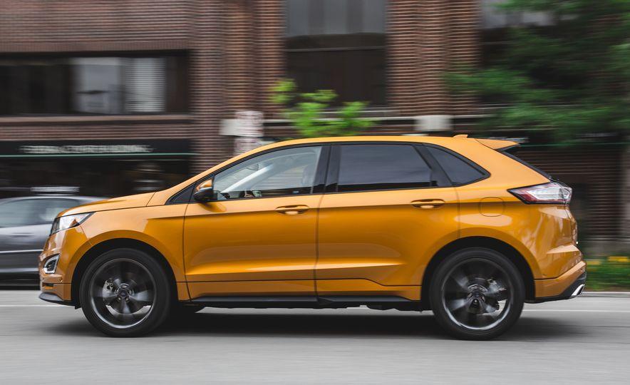 2015 Ford Edge 2.7L EcoBoost AWD - Slide 6