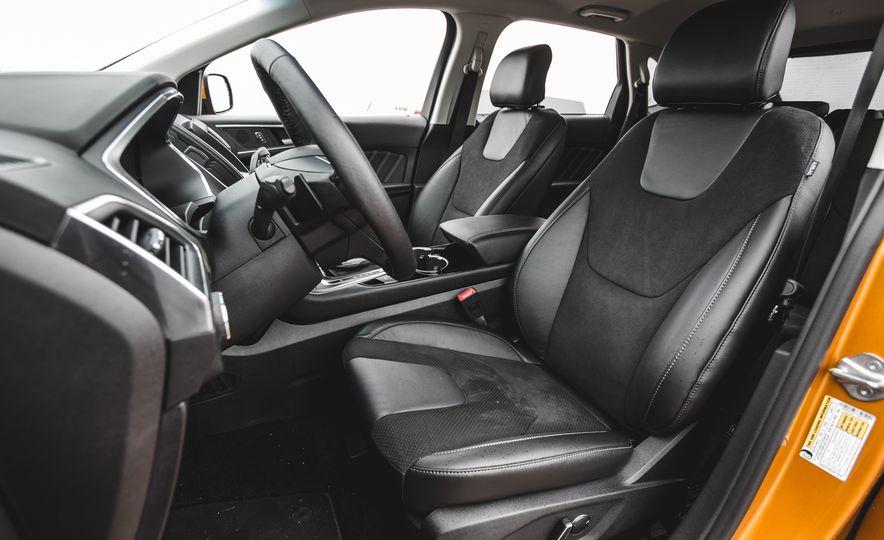 2015 Ford Edge 2.7L EcoBoost AWD - Slide 21