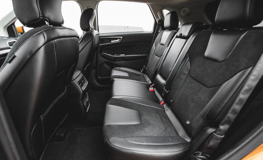 2015 Ford Edge 2.7L EcoBoost AWD - Slide 22