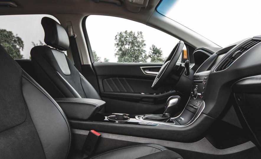 2015 Ford Edge 2.7L EcoBoost AWD - Slide 27