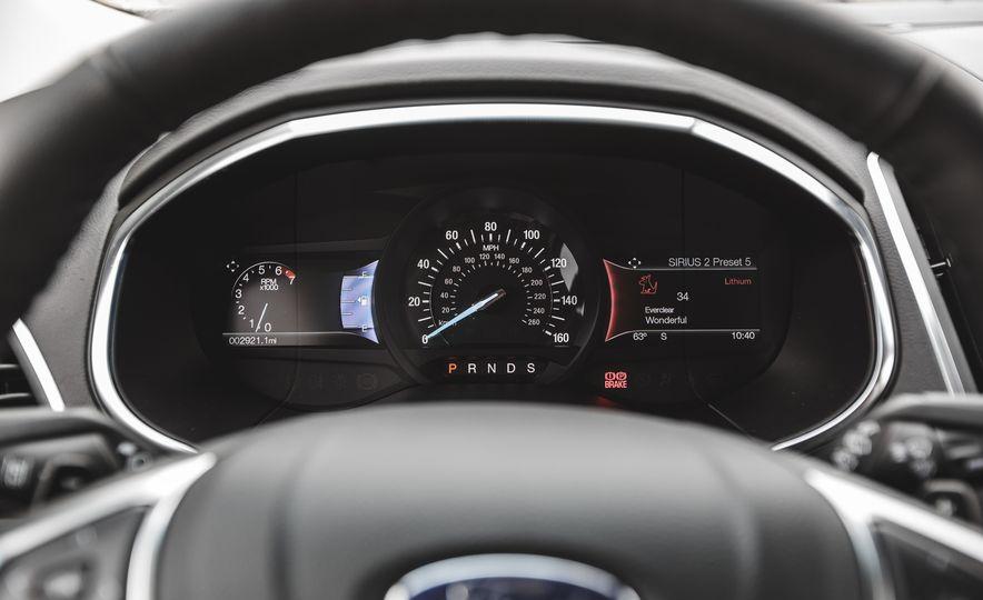2015 Ford Edge 2.7L EcoBoost AWD - Slide 30