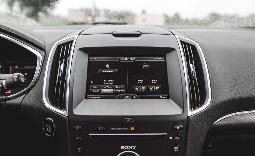 2015 Ford Edge 2.7L EcoBoost AWD - Slide 32