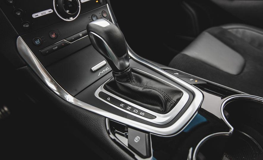 2015 Ford Edge 2.7L EcoBoost AWD - Slide 34