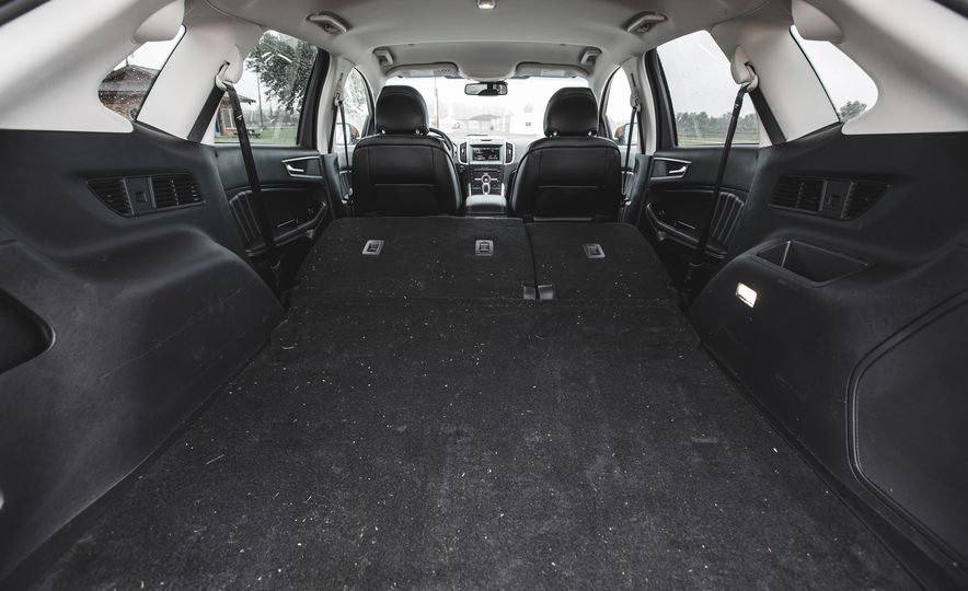 2015 Ford Edge 2.7L EcoBoost AWD - Slide 38