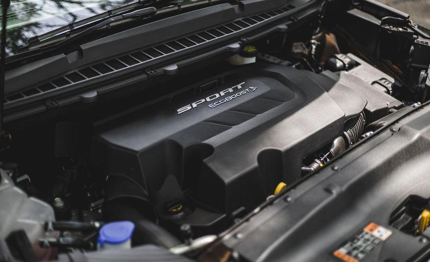 2015 Ford Edge 2.7L EcoBoost AWD - Slide 40
