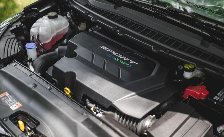 2015 Ford Edge 2.7L EcoBoost AWD - Slide 41