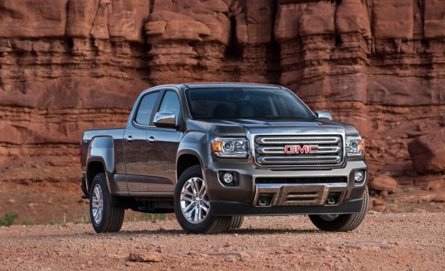 Denali All the Things: GMC Canyon Denali on the Way