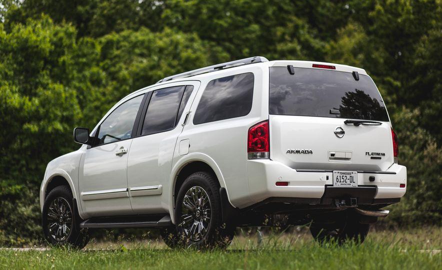 2015 Nissan Armada Platinum - Slide 11