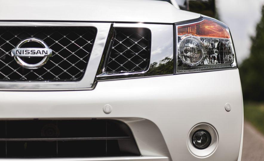 2015 Nissan Armada Platinum - Slide 15