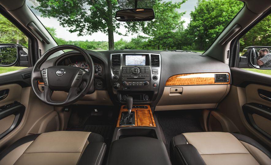 2015 Nissan Armada Platinum - Slide 20