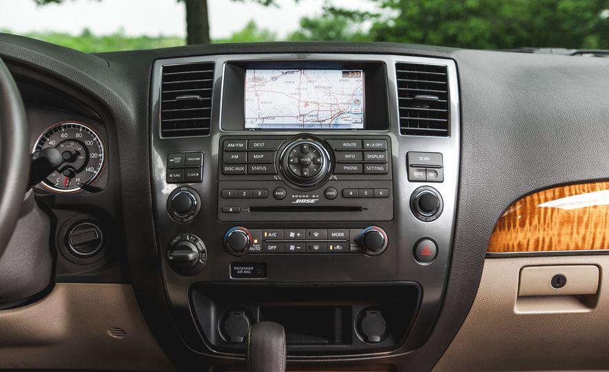 2015 Nissan Armada Platinum - Slide 26