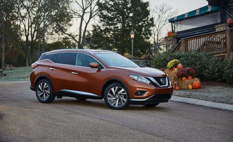 2015 Nissan Murano – Quick-Take Review