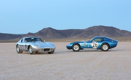 Shelby American Is Building Brand-New Daytona Coupes