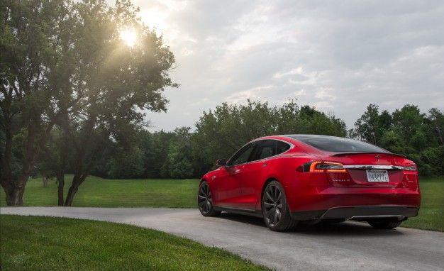 Tesla model s p85 horsepower