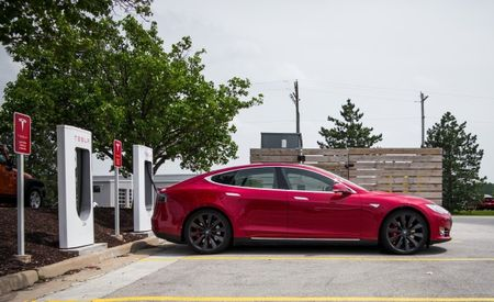 Alexander and the Terrible, Horrible, No Good, Very Bad Tesla Model S P85D Road Trip