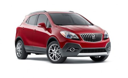 2016 Buick Encore Sport Touring: The Tiny's Crossover's Hi-Po Encore