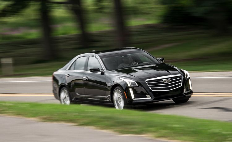 2016 Cadillac CTS 2.0T AWD 8-speed Automatic – Instrumented Test