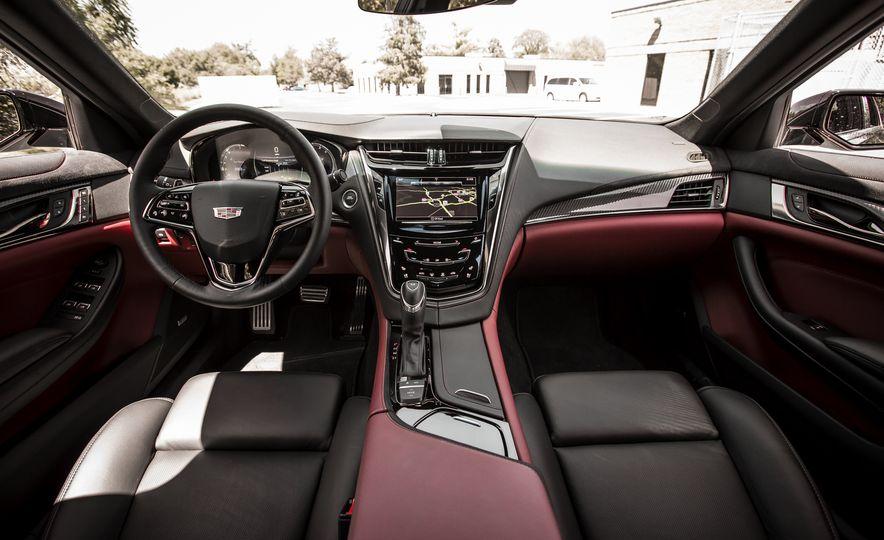 2016 Cadillac ATS-V sedan - Slide 14