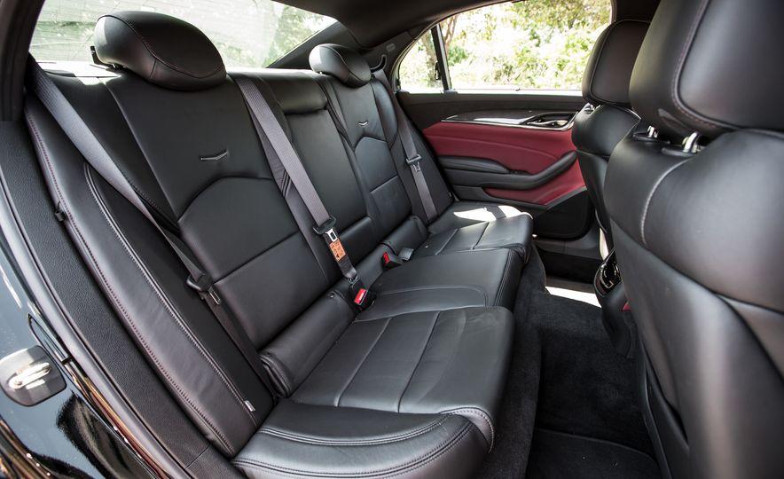 2016 Cadillac ATS-V sedan - Slide 15