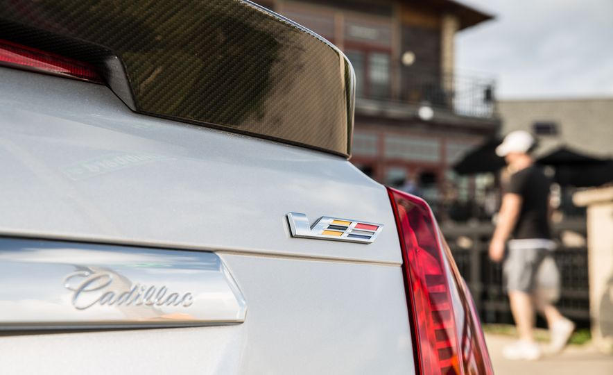 2016 Cadillac CTS-V - Slide 21