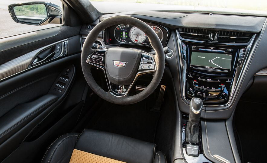 2016 Cadillac CTS-V - Slide 25
