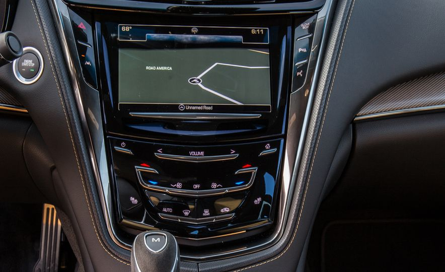 2016 Cadillac CTS-V - Slide 28