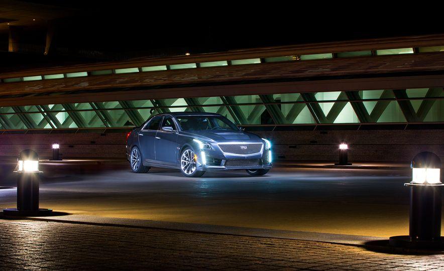 2016 Cadillac CTS-V - Slide 45