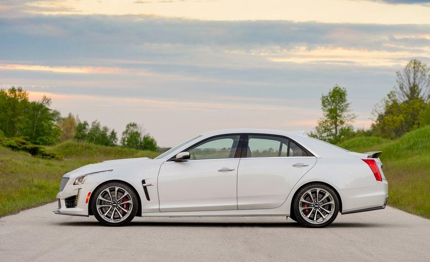 2016 Cadillac CTS-V - Slide 48