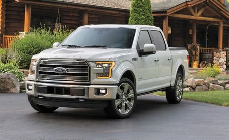 We'd Call It King Chrome: Meet the 2016 Ford F-150 Limited