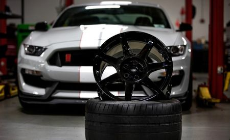 Ford Drops Details on Shelby GT350R's Awesome Carbon-Fiber Wheels
