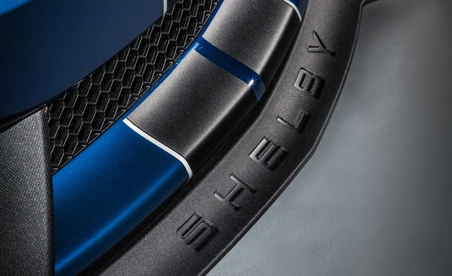 2016 Ford Mustang Shelby GT350R - Slide 16
