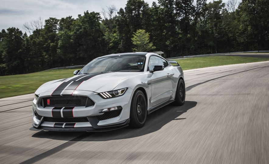 2016 Ford Mustang Shelby GT350Rs - Slide 17