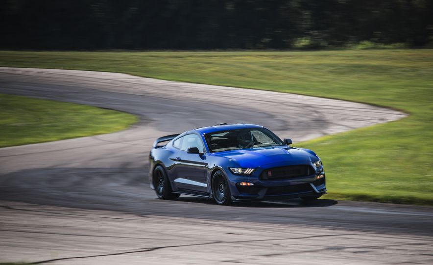 2016 Ford Mustang Shelby GT350Rs - Slide 47