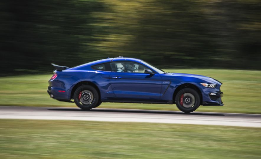 2016 Ford Mustang Shelby GT350Rs - Slide 50