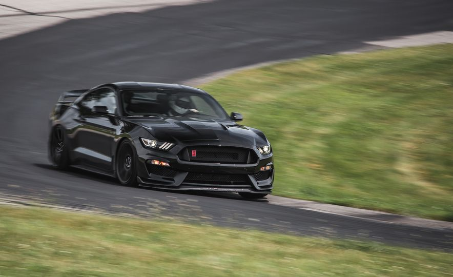2016 Ford Mustang Shelby GT350Rs - Slide 62