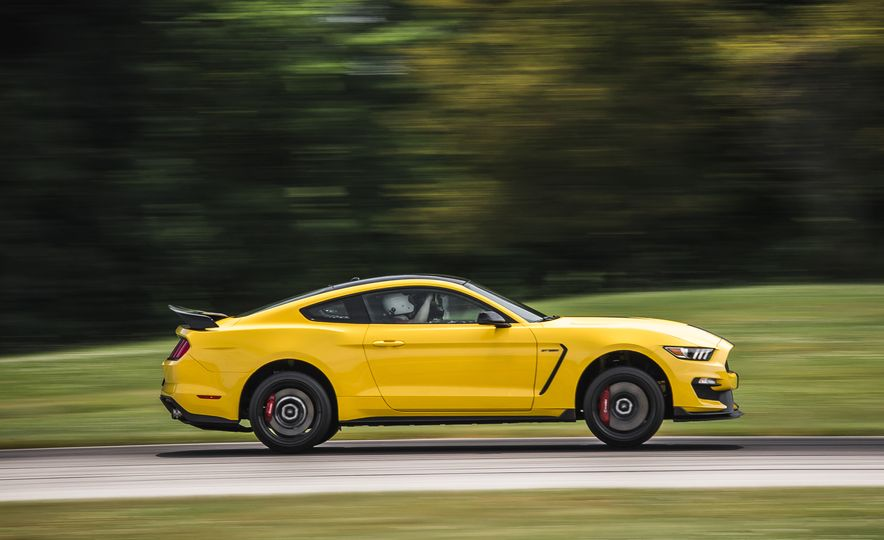 2016 Ford Mustang Shelby GT350Rs - Slide 72